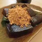 味彩や - 黒糖わらび餅