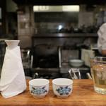中国ラーメン 揚州商人 - お茶のサービスも!!