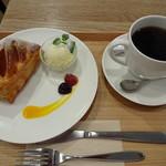 グッドニュースカフェ - 紅玉りんごの手作りアップルパイセット