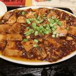 大衆酒場 酔仙 - 麻婆豆腐