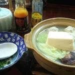串太郎 - とり鍋