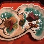 赤沢迎賓館 - 料理写真: