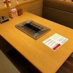 80748381 - 串家物語 イオンモール四条畷店 テーブル