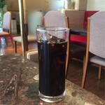 レストラン トリノ - 手落としネルドリップアイスコーヒー