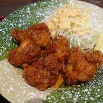 名古屋名物 名古屋丸八食堂 - 鶏天