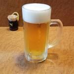 一よし - ビール