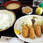 カフェ食堂みどり - 料理写真: