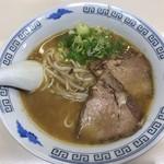 拉麺 白圭亭 - ラーメン 600円(税込)