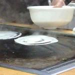 村上お好焼 - 料理写真:生地です