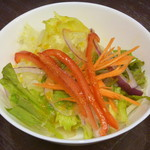 カレーカフェテリア ソガ - セットサラダ