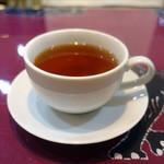 ザ・ビレッジ - ストリングホッパー+フィッシュカレー+紅茶モーニング500円