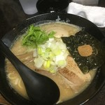 KEIJIRO - 鶏白湯+秘伝味玉