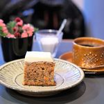 ボリクコーヒー - キャロットケーキ、コスタリカ