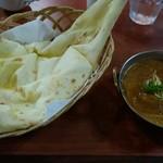 バンチャガル - キーマカレー
