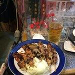 灘のけんか鳥 - 料理写真: