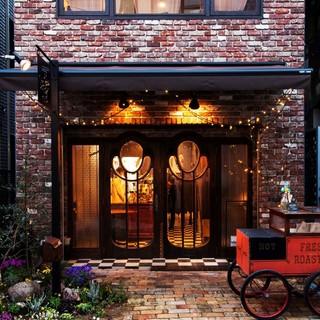 恵比寿の一軒家レストラン