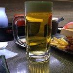 宝田水産 - 生ビール