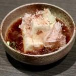 やきとりととうふ・なか仲 - 料理写真:あげだし豆腐
