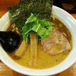 らぁめん 葉月 - 料理写真:らぁめん(小盛り) 800円