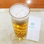 英国屋ノース - セルフ生ビール¥320