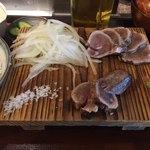 80768753 - 鰹藁焼き定食 780円