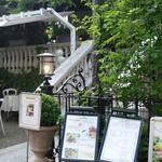 80769100 - 花屋さんが併設されている一軒家レストラン