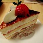 80769424 - 苺のショートケーキ(2018年2月)