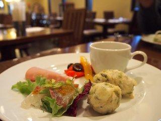 トラットリア ダ・テレーサ - 前菜盛合せ