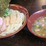 麺家 静 - つけ麺 750円