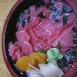 玉寿司 - 中トロ鉄火丼