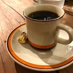 Mikazuki Curry SAMURAI. - SAMURAI.オリジナルブレンドコーヒー(フレンチ)