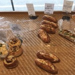 サニーサイド - ハード系の惣菜パン