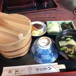 うなぎ魚徳 - 料理写真:ひつまぶし(吸物付) 2,700円