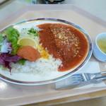 レストランカフェ・地球こうさてん - チェロウ・モルグ 750円