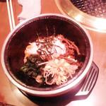 焼肉の松阪 - 石焼