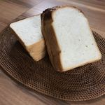 ブーランジュリ シマ - 角食パン(1/2斤)・山食パン(1/2斤)
