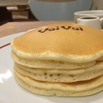パンケーキママカフェ VoiVoi - クラシックバターミルクパンケーキ