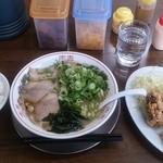 ついてる亭 - 料理写真: