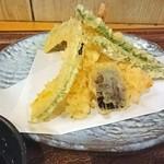 80777006 - 天ぷら780円海老2尾野菜3品夜のみ