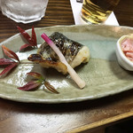 民芸酒房 牧水 - 鰆西京焼き