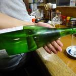 鳥ふじ - 地酒 斬