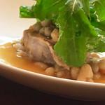 ラシェット - 豚肉といんげん豆の煮込み