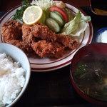80779511 - カキフライ定食