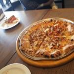 80780313 - サルシッチャのピザ