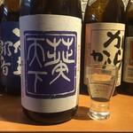 吟醸マグロ - 誉富士 全量 特別純米酒