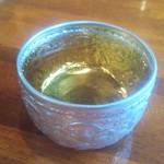 アンコール・ワット - 冷たいお茶