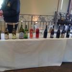 河内ワイン - 試飲ワイン