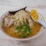 みそ畑 - 料理写真:味噌ラーメン(*´ω`*)