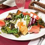 パパミラノ - ゴロゴロ野菜サラダ