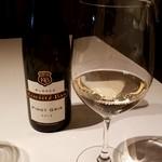ル・マノアール・ダスティン - Kuentz-Bas Pinot Gris Trois Chateaux 2013:1,800円